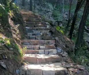 太行山国家森林步道济源段国庆节开通